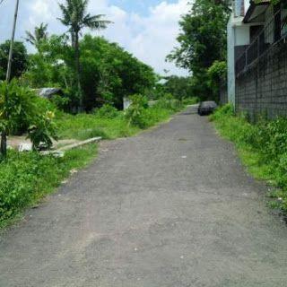 AGENT PROPERTY BALI: Di Jual Tanah 1,27 Are Di Sekar Tunjung Kota Denpa...