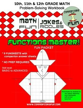 Worksheets Evaluating Piecewise Functions Worksheet 1000 images about math piecewise functions on pinterest in this packet youll find function problems that solve a riddle when answered