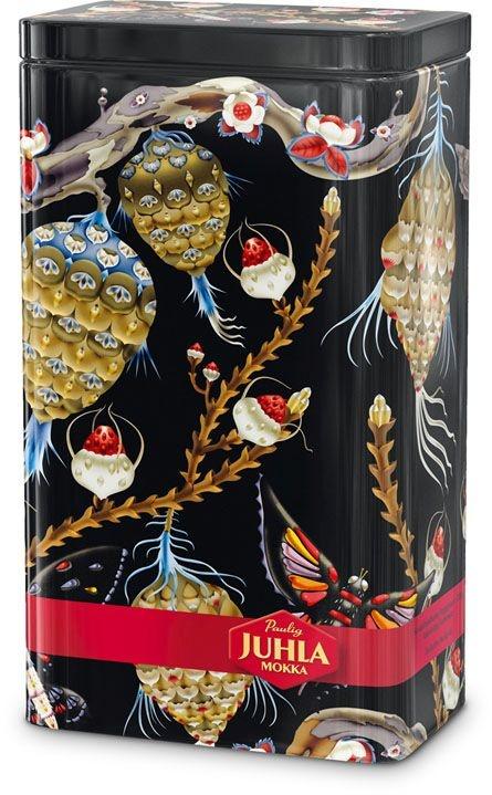 Juhla Mokka Design Tin 2008 by Klaus Haapaniemi