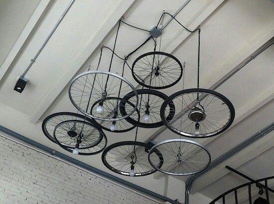 Bicycle cafe bangkok
