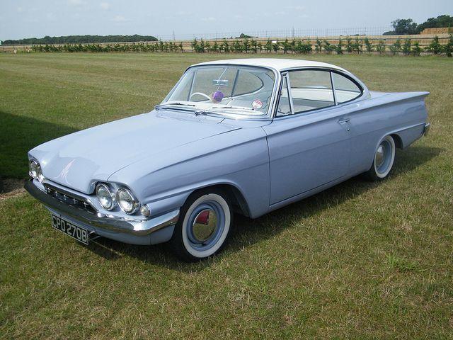 1964 Ford Capri - stylish!