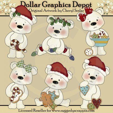 Polar Bears - Christmas