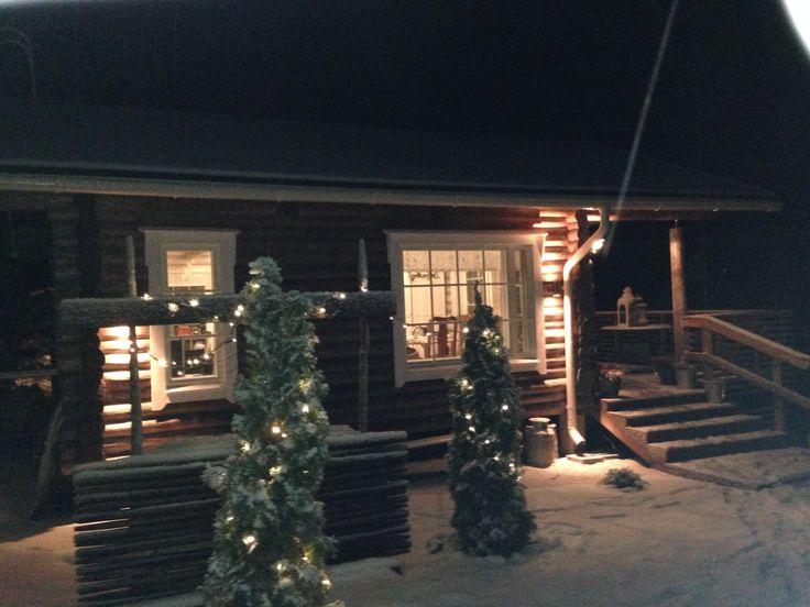 #Cottage Evening