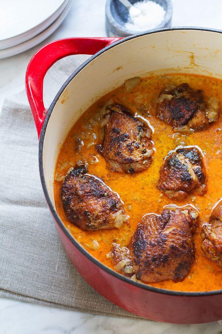 Classic Chicken Paprikash Recipe | @saltandwind | http://saltandwind.com