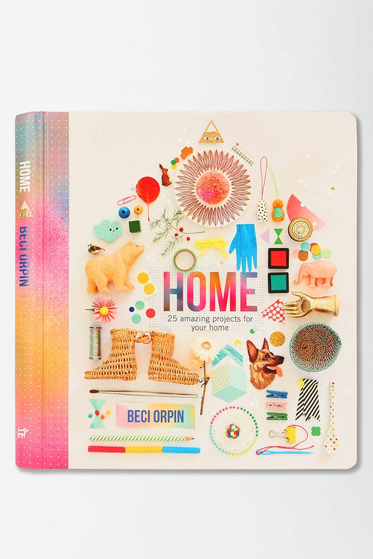 Home: 25 Amazing Projects For Your Home By Beci Orpin - Urban Outfitters