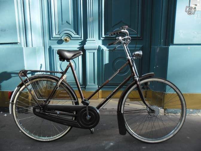 Vélo d'occasion Gazelle Vélos Paris - leboncoin.fr