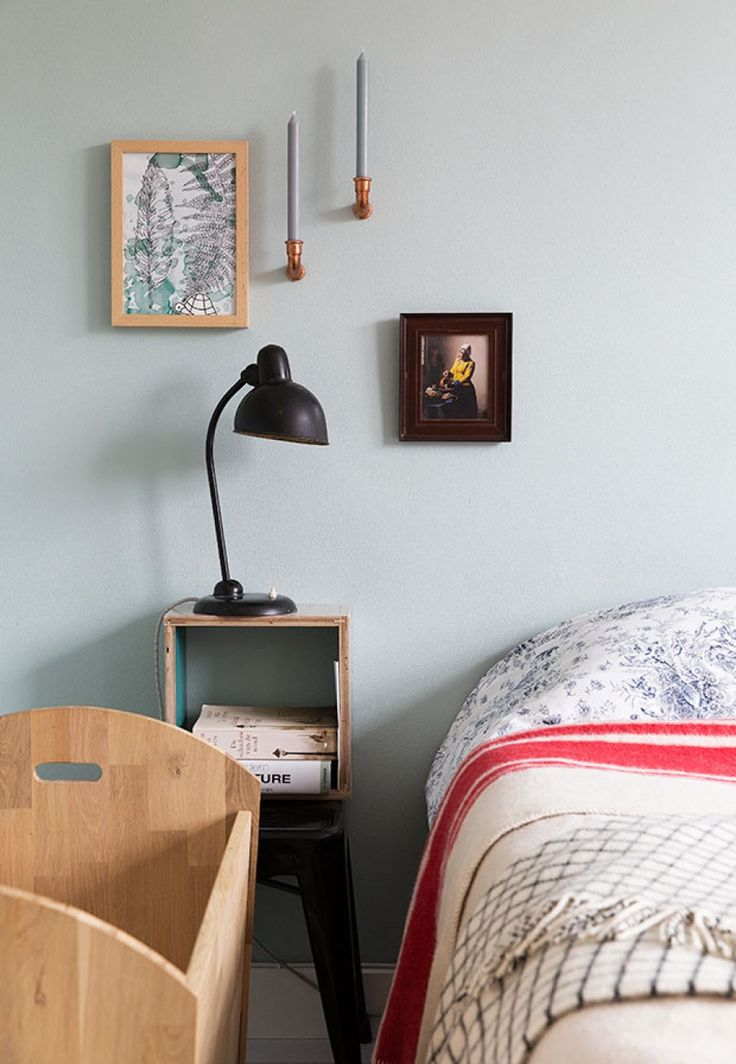 Slaapkamer | bedroom | vtwonen 05-2017 | Fotografie Jansje Klazinga | Styling Emmy van Dantzig