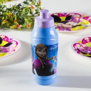 Bidon dla dzieci plastikowy KRAINA LODU 0,4 l