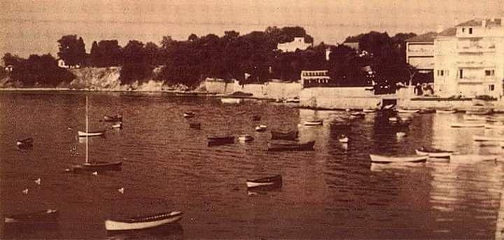 Bakırköy'de deniz, 1957 #birzamanlar #istanlook