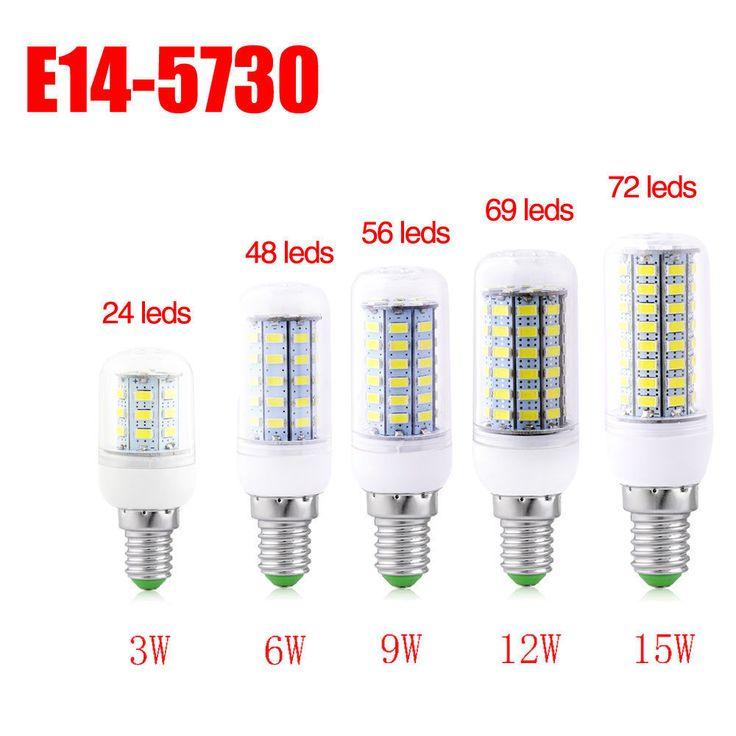 9w 12w 15w e27 e14 g9 b22 5730 led gl hbirne birne mais licht leuchtmittel lampe ebay light. Black Bedroom Furniture Sets. Home Design Ideas