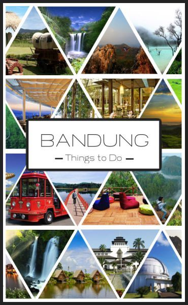 Plan to visit Bandung? We've shortlisted 15 of the best things to do in this highland city.