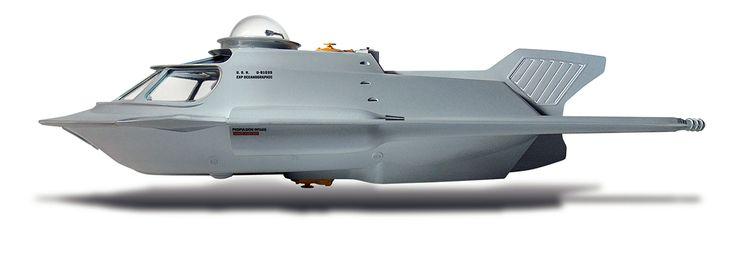 Starship Modeler Store: 1/32 Fantastic Voyage Proteus Submarine