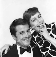 "Press photo of Lyle Waggoner and Carol Burnett for ""The Carol Burnett Show."""