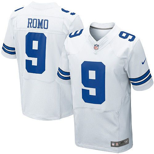 Men's Nike Dallas Cowboys #9Tony RomoElite NFL Jersey. The nfl's elite jersey. On field. On you. The NFL Houston Texans Elite Jersey is the closest thing to the one your heroes are wearing on the field.