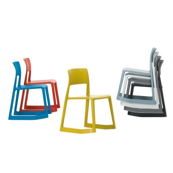 Tip Ton Stoel Vitra Vitra Stuhl Stuhl Design Art Deco Mobel
