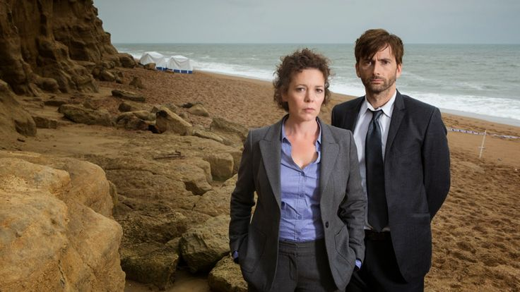 GERMANY: ZDF To Air Broadchurch Series 1 This Spring.