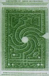 André Le Notre - Progetto giardino labirintico Chantilly
