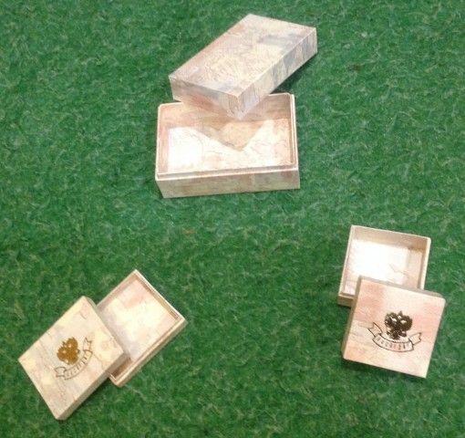 Коробочки для упаковки подарочков