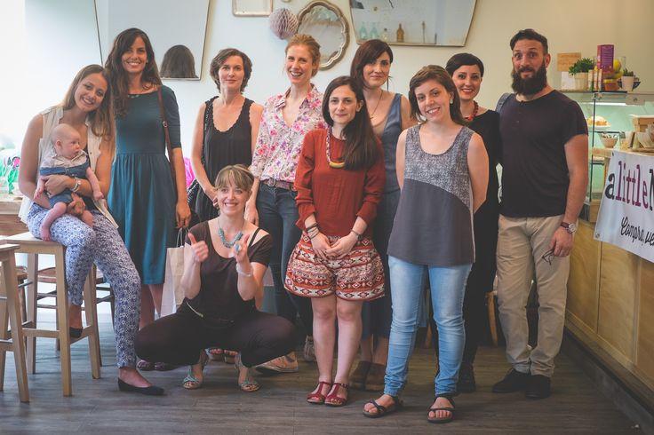 Festa di premiazione del primo concorso nazionale di A Litlle Market Italia : Il trampolino dei creatori