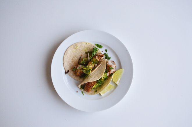fish tacos   cakies.
