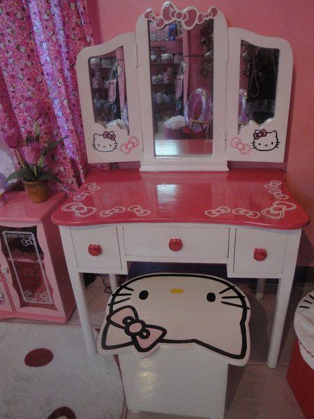 ~Hello Kitty Addicted (=^.^=) ♥~ I'm Cheyenne and i'm addicted to Hello Kitty! Anyone Else ?!?!?!.............♥ Repin ♥ ,Share ♥ Love ♥ -CheyNikki #HelloKittyPlease
