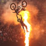 Nuclear Cowboyz Extreme Motocross Show at the Amway Center in March