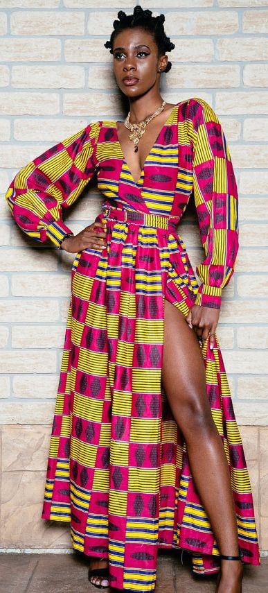 25+ best ideas about African dress designs on Pinterest