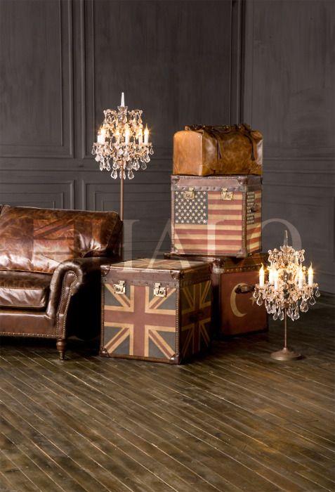 Gentlemans study furniture brand