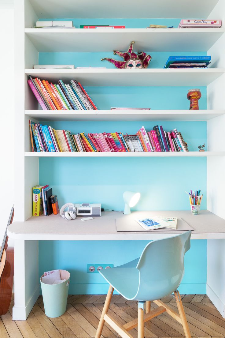 1000 ideas about bureau avec tag re on pinterest for Bureau 4 ans