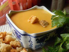 Bal Kabağı Çorbası...   Vişnap