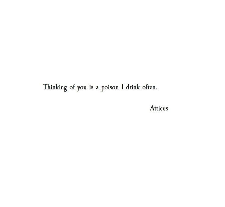 @atticuspoetry #atticuspoetry