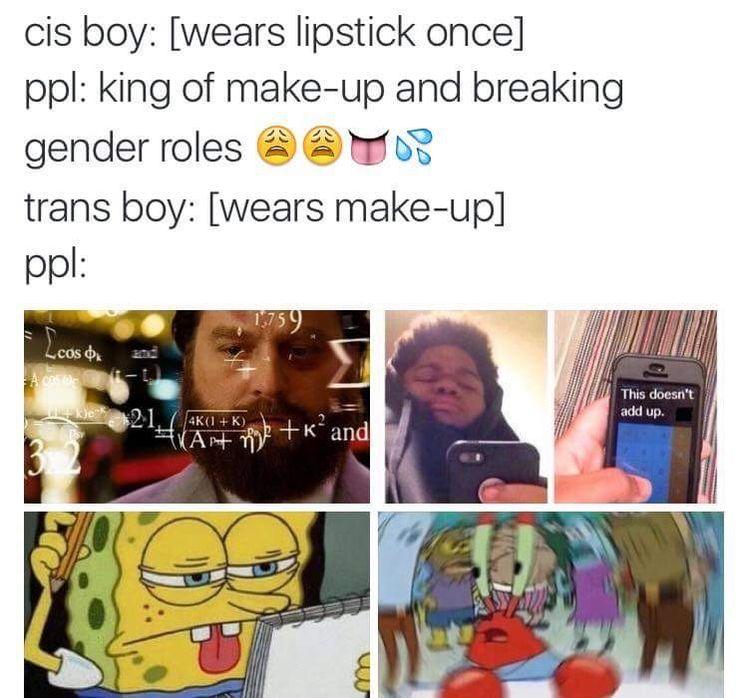 Dating a transgender make you gay