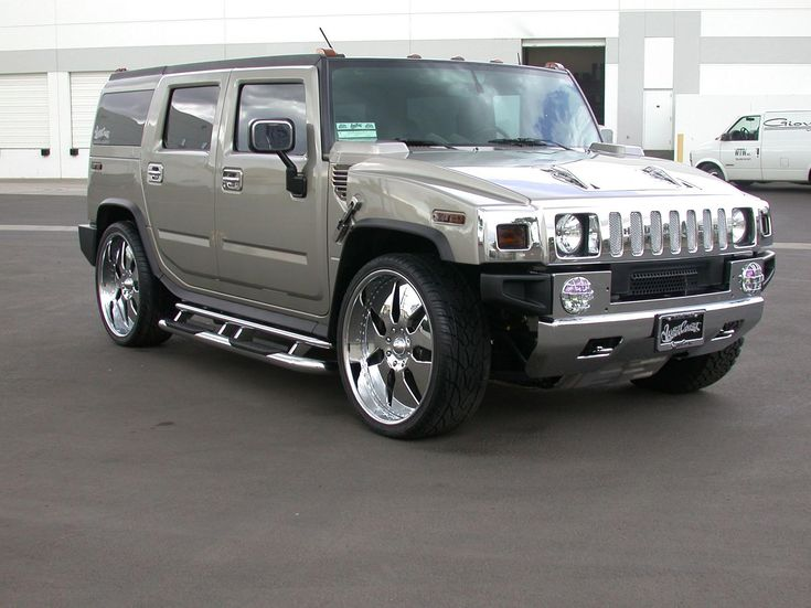 Hummer H2 west coast customs WCC
