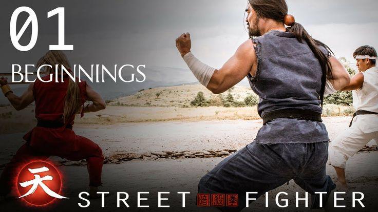 Beginnings - Street Fighter Assassin's Fist Episode 1  www.Facebook.com/McDojoLife