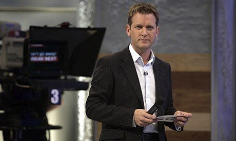 Jeremy Kyle. Don't know how to explain it but I love this man!!!