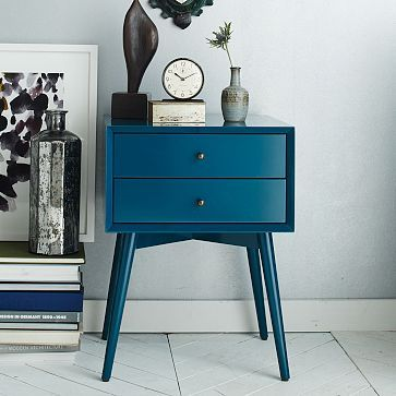 Mid-Century Nightstand - Thai Blue on sale for $199.99 (1.16.14)