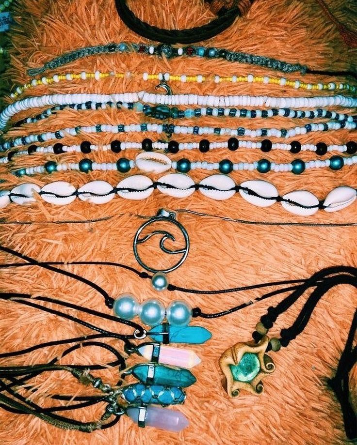 """• VSCO THINGS • on Instagram: """"necklace collection goals #vsco"""""""