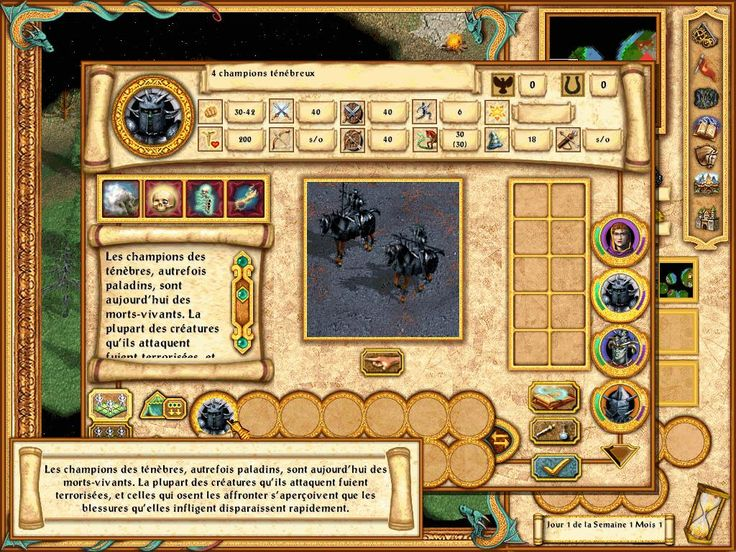 heroes of might and magic 4 heroes - Google Search