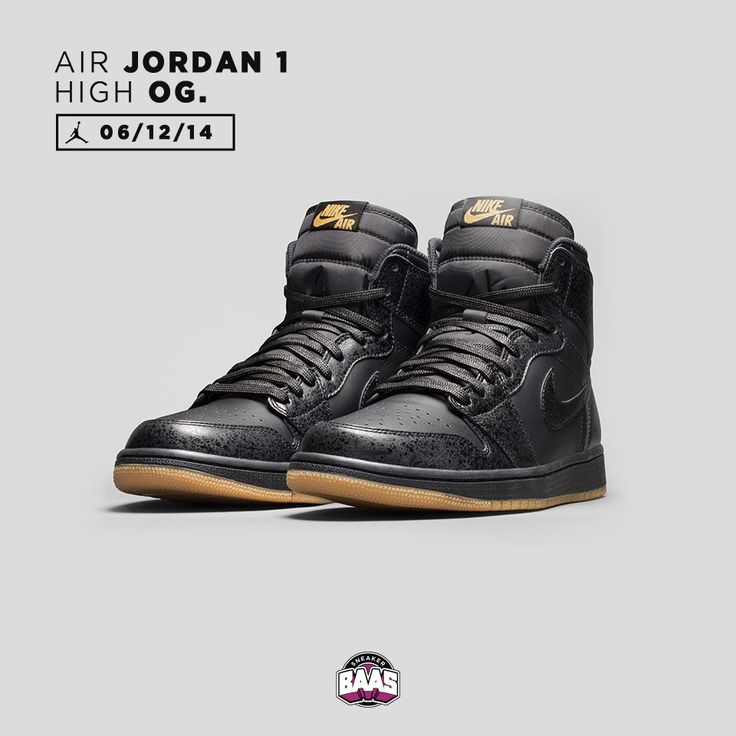 "Upcoming release for this weekend is the Air Jordan 1 Retro High OG ""Black Gum"". Exclusive at sneakerbaas.com. Ready at 09:00AM? This release is so be quick.  #Sneakerbaas #Baasbovenbaas #air #Jordan #gum"