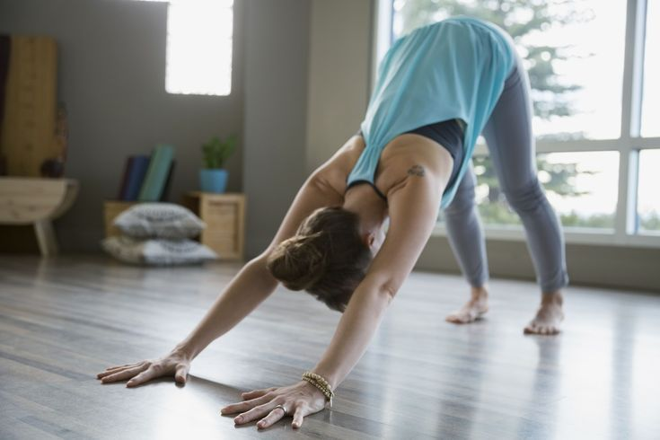 Down Dog Yoga Pose - Can It Help Your Back?
