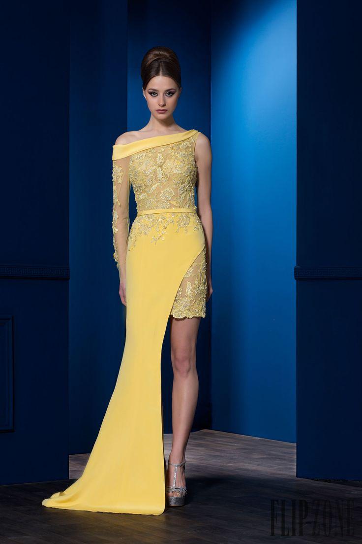 Ali Al Khechen Spring-summer 2016 - Couture - http://www.flip-zone.com ...