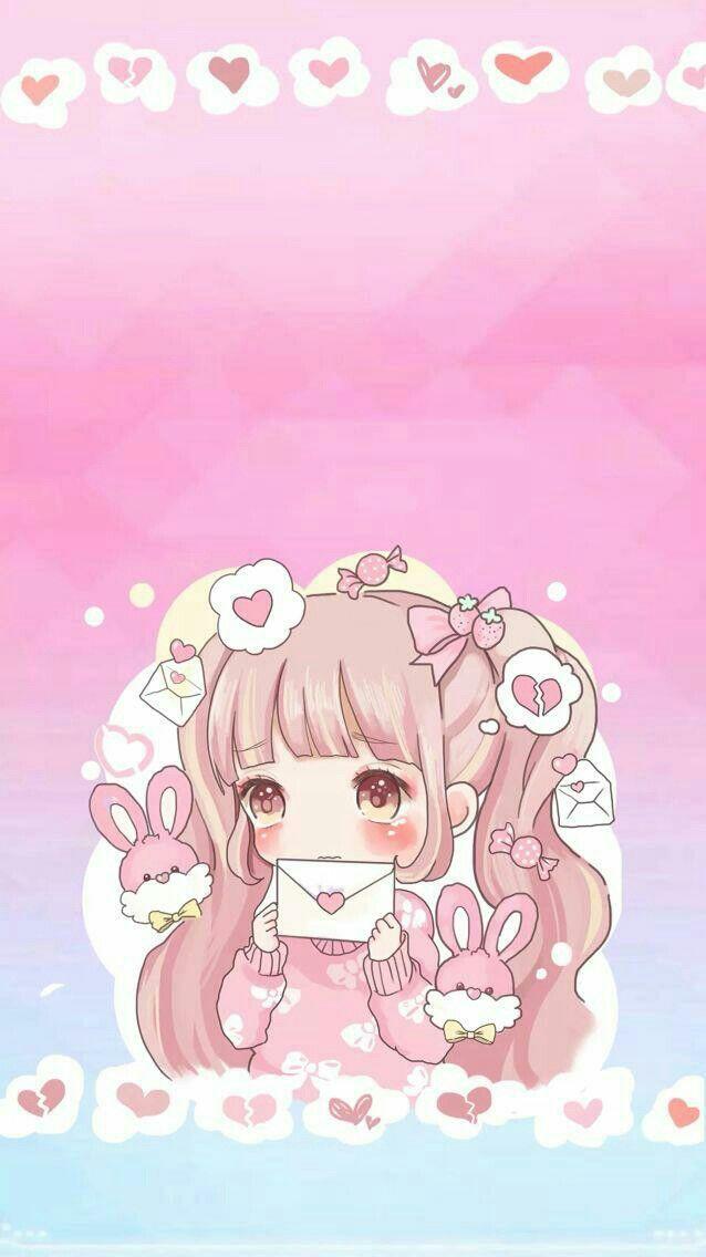 Pin By Ac0pe On Anime Kawaii Wallpaper Kawaii Drawings Kawaii Anime