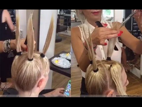 CREDIT: https://www.instagram.com/mmfriseure With all the eclectic haircutting trends out there, I have to say I've never seen anything quite like this new t...