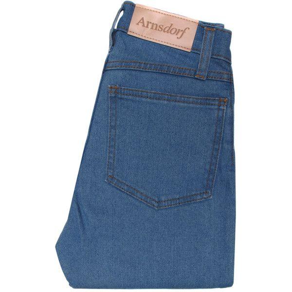 BOTTOMS - ARNSDORF | LIGHT WASH SLIM JEAN | mychameleon.com.au online... ($170) ❤ liked on Polyvore featuring jeans, pants, bottoms, pantalones, slim fit jeans, mens jeans, blue jeans, slim skinny jeans and slim jeans