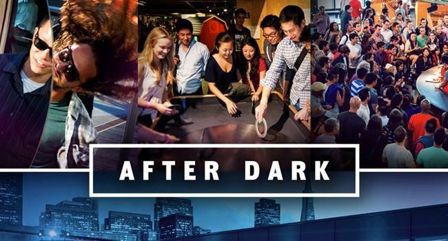 After Dark at the Exploratorium   San Francisco, CA   sanfrancisco.travel