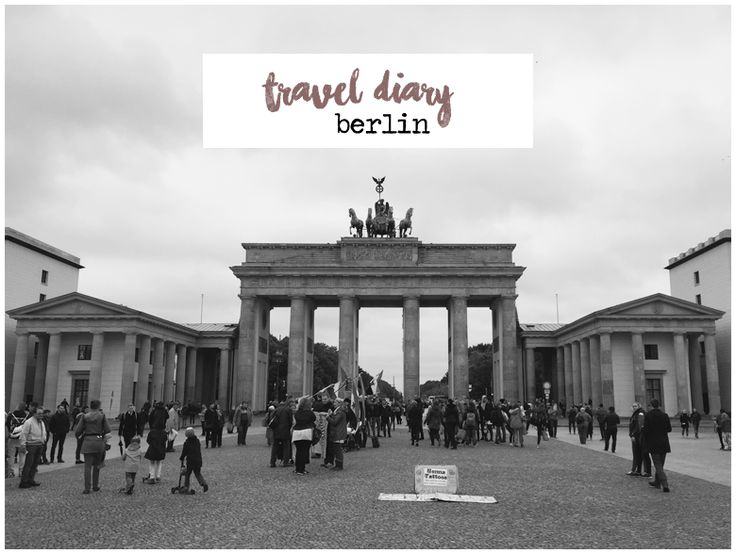 JUNE GOLD | Travel Diary Berlin