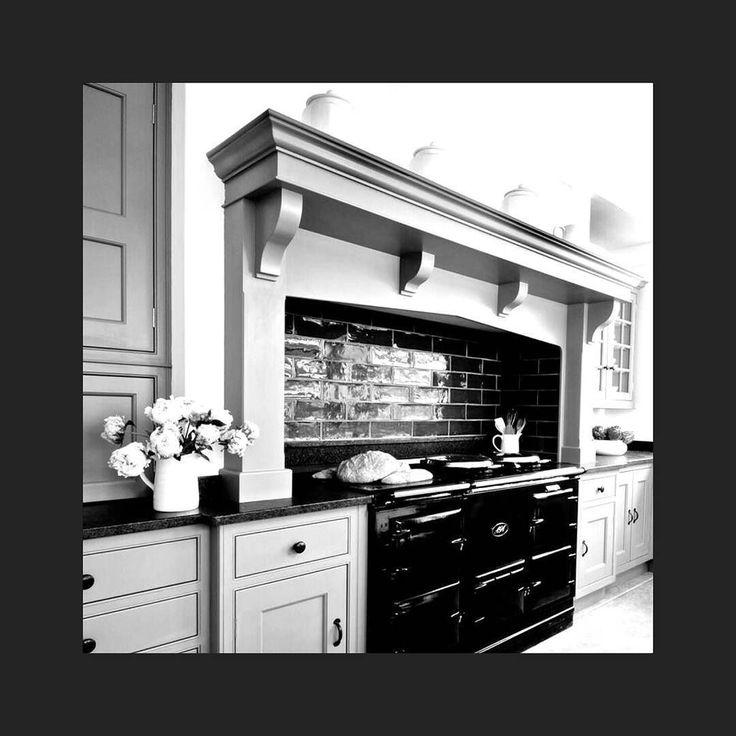 Kitchen Chimney Interior Design: 14 Best Kitchen Chimney Breast Images On Pinterest