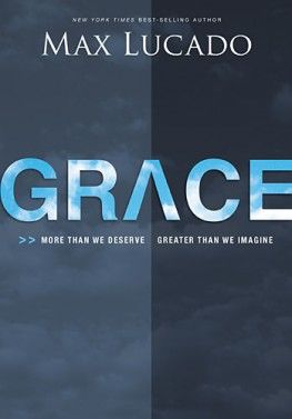 Max Lucado asks a deeper question: Have you been changed by grace? Shaped by grace? Strengthened by grace? Emboldened by grace? Softened by grace? Snatched by the nape of your neck and shaken to your senses by grace?
