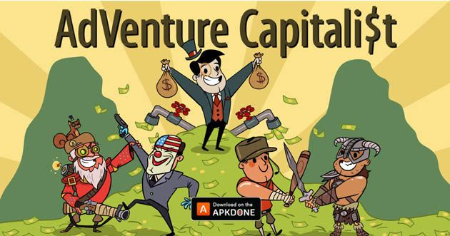 Adventure Capitalist Mod Apk 8 4 1 Download Free Purchase For