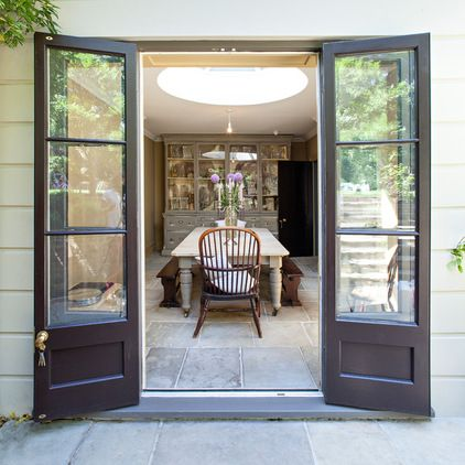 Traditional Patio Doors